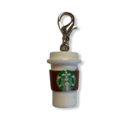 Stekenmarkeerder Starbucks Beker Bruin
