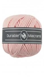 Durable Macramé - No. 203 Light Pink