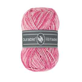 Durable Cosy Fine Faded - Fuchsia no. 237