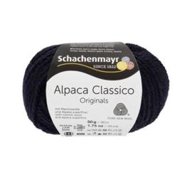 Alpaca Classico - No. 50 Marine
