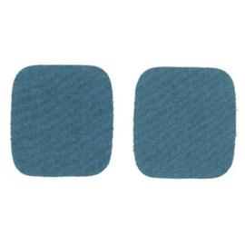 Kniestukken - Jeans Lichtblauw no. 235