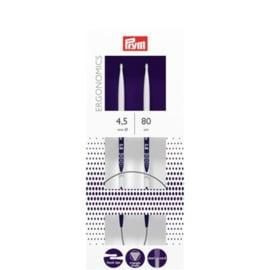 Rondbreinaalden Prym Ergonomics 80 cm 4,5 mm