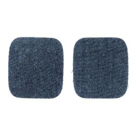 Kniestukken - Jeans donkerblauw no. 211