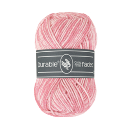 Durable Cosy Fine Faded - Flamingo Pink no. 229