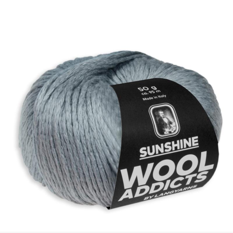 Wooladdicts SUNSHINE 1014.0024 Grey