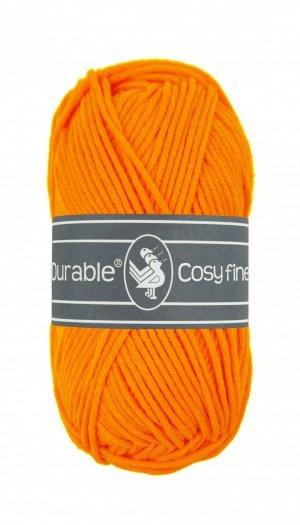 Durable Cosy Fine Neon Orange 1693