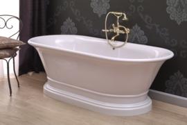 KSB0061 Elegant bath vrijstaand Acryl bad 175 x77cm, wit