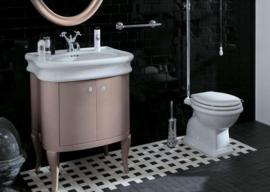 SLAM 1170 Landelijke badkamermeubel 70cm, duif grijs