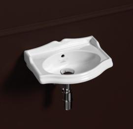 HOT0004W Gamma klassieke fonteinkraan, klassieke toiletkraan, uitloop 10cm