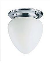 KSV0001 Plafonaire Pear  8'' Chroom