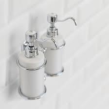 KSA0009 klassieke zeep dispensor dubbel