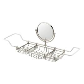 KSA0050 klassiek Badrek de luxe met vergrotende spiegel
