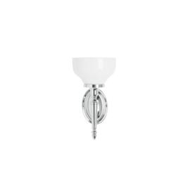 KSAL0011 klassieke wandlamp nikkel
