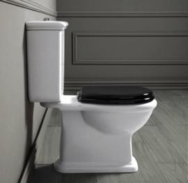 SLA0709b Landelijke Duobloc toilet met reservoir, AO