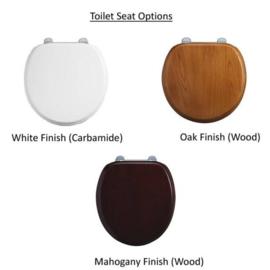 KSZBUR Burlington toiletzitting in diverse kleuren