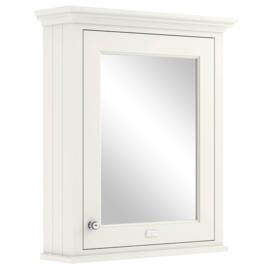 KSM0361W Klassieke spiegelkast 60cm in wit