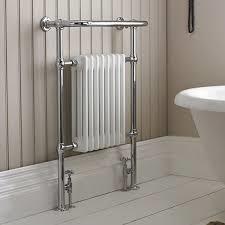 KSW0005 badkamer klassiek radiator chroom