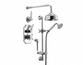 KSK0030 Klassieke thermostatische Inbouw doucheset, inbouw kraan