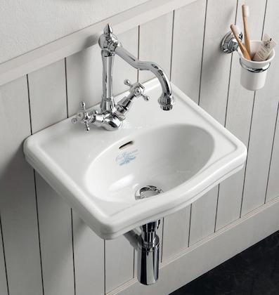 KSF003 Landelijke Fontein 38 x 31 cm., klassieke handenwasser