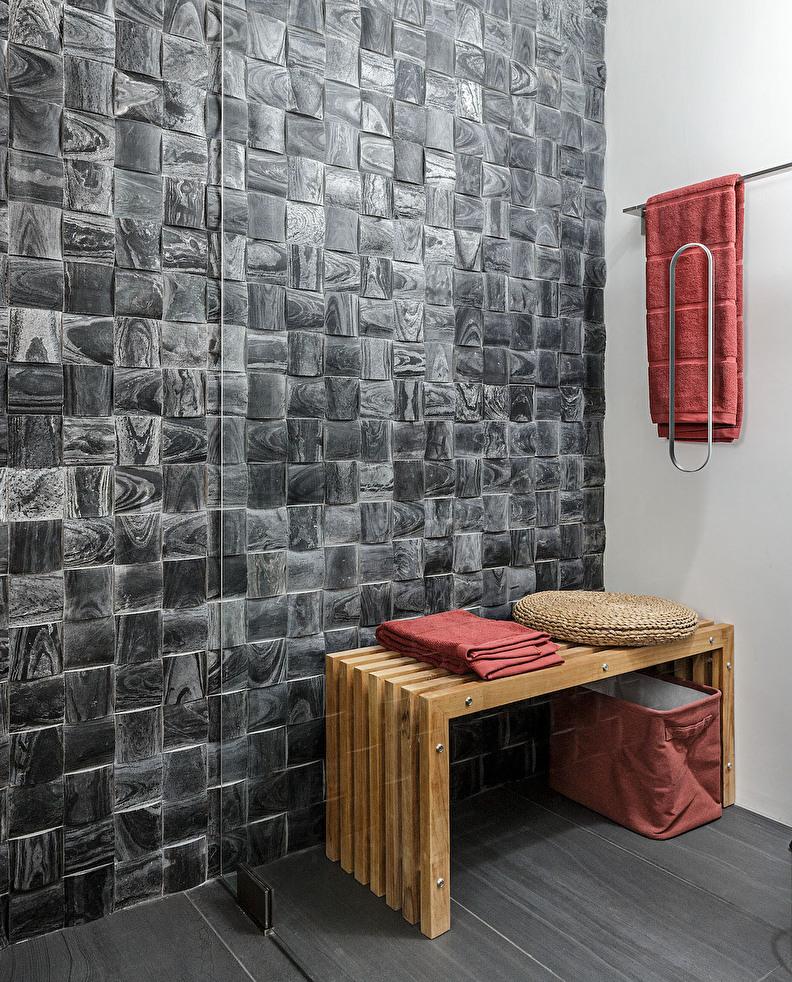 inloopdouche op maat, badkamer voorbeelden