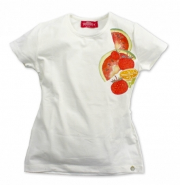 "Wit T-Shirt ""Fruits"""