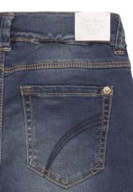 Donkerblauwe Jegging hoge taille Lemmi BIG