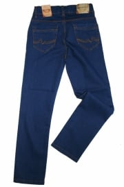 Jeans BEA Clean Blue extra wijd