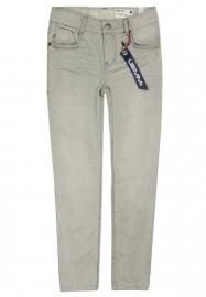 Lichtgrijze jeans Lemmi Superbig