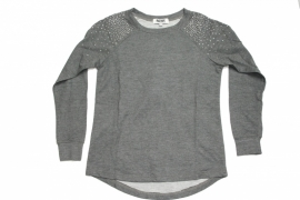 "Sweater ""Wickie"" grijs"