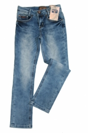 """Lichtblauwe jeans """"Sanne"""""""
