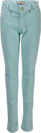 Color Jegging Waterblauw reactive