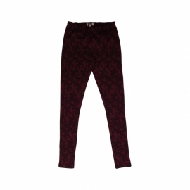 "Legging ""Nynne"" Purple plum"