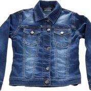 Basic jeansjack