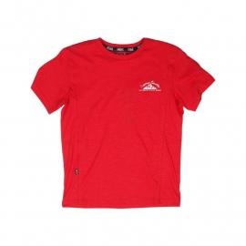 """T-Shirt """"Samuel"""" rood"""