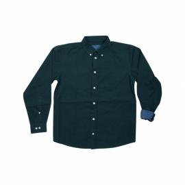 """Overhemd """"Forrest"""" Groen"""