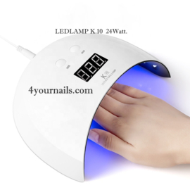 LEDLAMP K10.  24 WATT