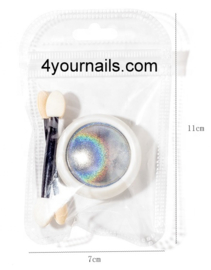 Holografische Rainbow Powder
