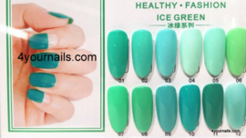 Ice Green Gellak