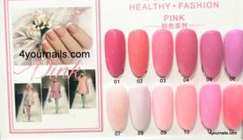 Pink Gellak