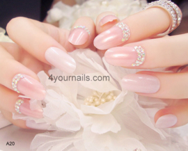 Kunstnagels (3D Nails)