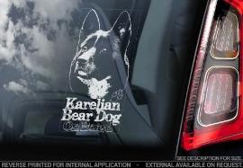 Karelische berenhond - Karelian Bear Dog V01
