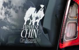 Japanse Chin - Japanse Spaniel - Japanese Chin V01