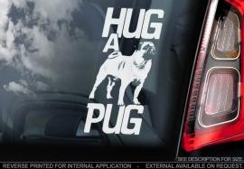 Mopshond - Pug Dog V03