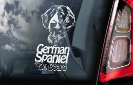 Duitse Wachtelhond - Wachtelhund - German Spaniel V01