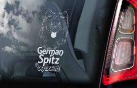 Keeshond - Duitse Spits - German Spitz -  Tysk Spets V03