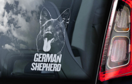 Duitse Herderhond - Deutscher Schäferhund - German Shepherd  V17