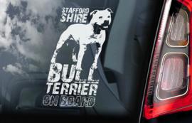 Staffordshire Bull Terrier V02