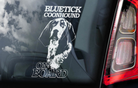 Coonhound Bleutick  V01
