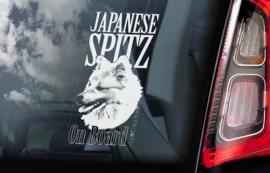 Japanse Spits - Japanese Spitz - Japanse Keeshond V01