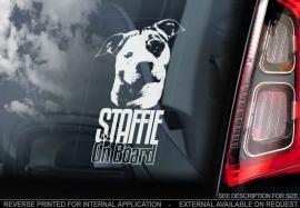 Staffordshire Bull Terrier V8